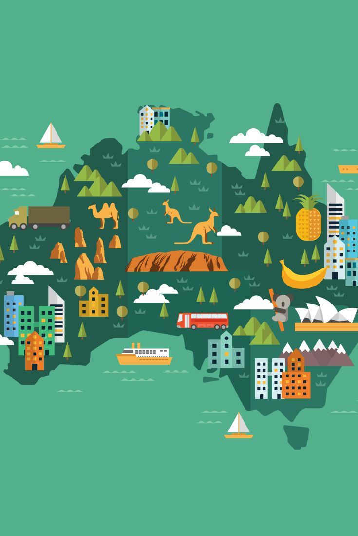 Visual Design and Composition Lessons from 30 Beautiful Maps