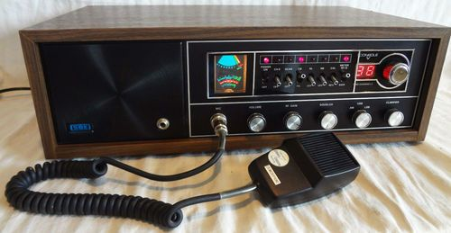 SBE-40CB Console V Sidebander base station CB radio SSB AM