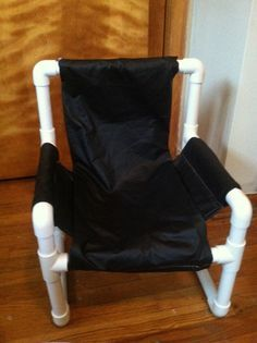 Pvc Kids Chair   thinking lounger for Bailey