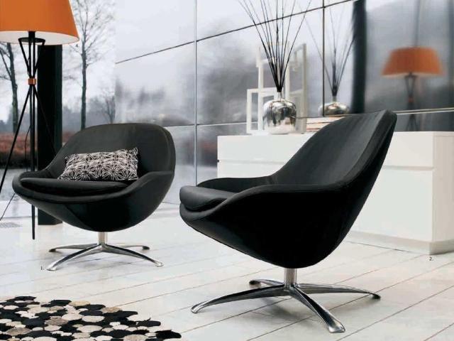 Boconcept veneto swivel armchair urban danish design for Urban danish design