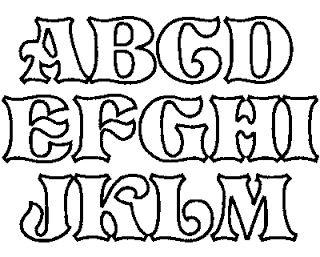 Cris Mandarini: Alfabetos