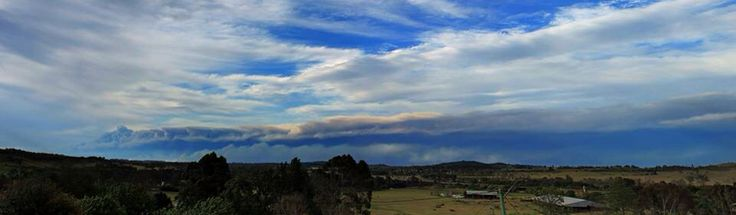 Fires north of Menangle