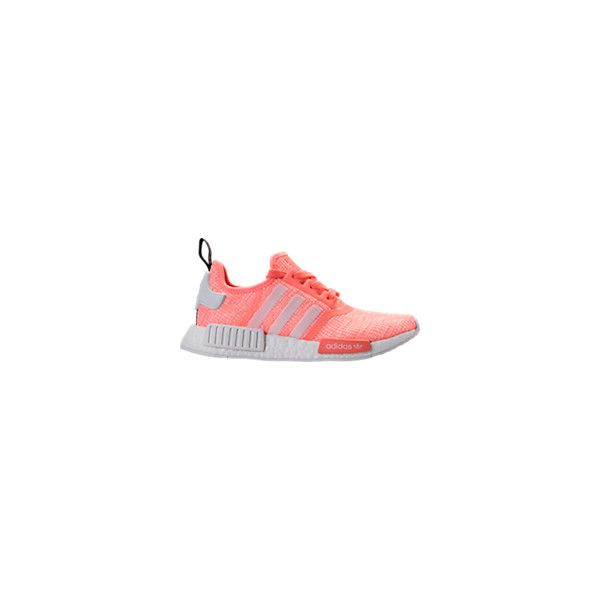 Women's Adidas Nmd Runner Casual Shoes | Finish Line ($99) ❤ liked on Polyvore featuring shoes, adidas footwear, adidas shoes and adidas