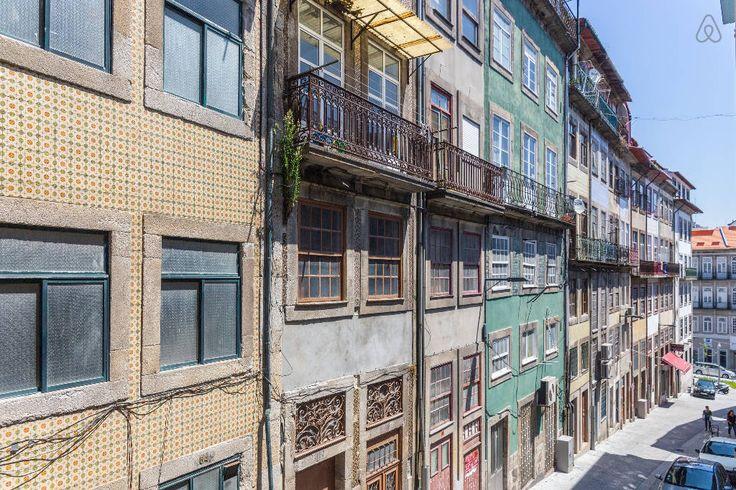 Airbnb Porto.