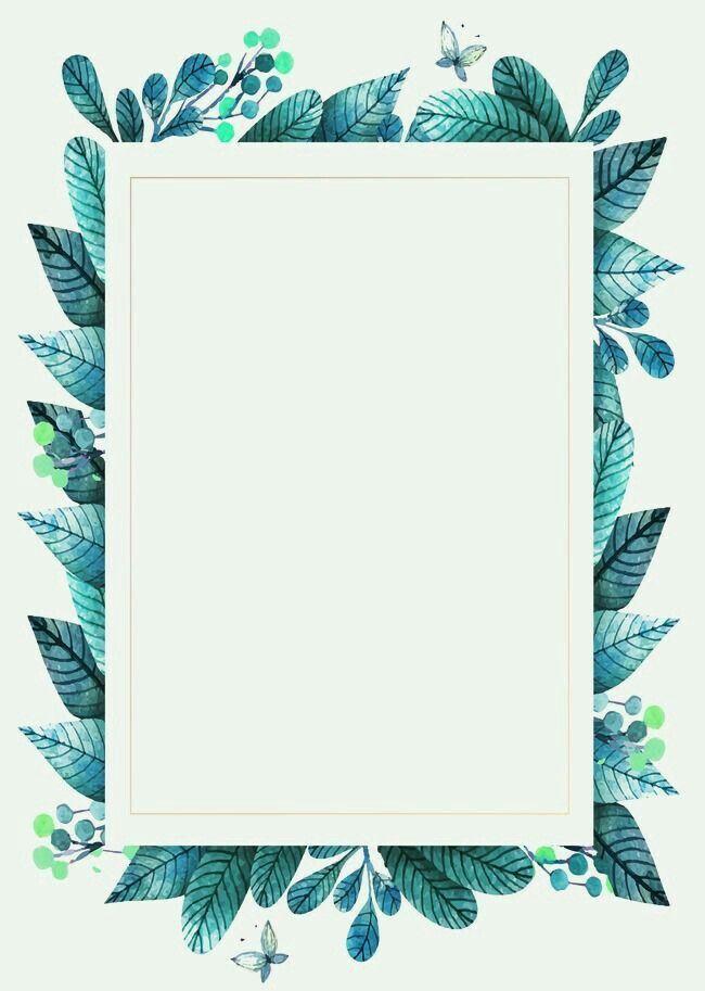 Pin By Win Honey Ferlyta On Wallpaper Frame Clipart Flower Frame Frame