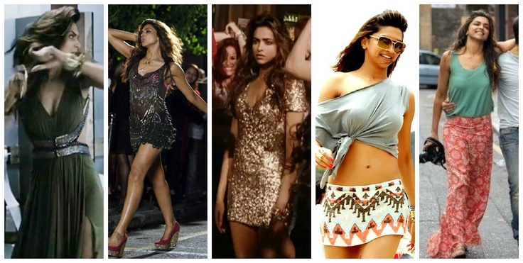 Count To Four: style inspiration: deepika padukone's cocktail