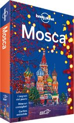 Mosca - Arte, storia, divertimenti e vita notturna: la Mosca contemporanea ha un'energia creativa travolgente. In questa guida: Il Cremlino in 3D; Itinerario nella metropolitana; Musei e gallerie d'arte; Gite di un giorno.