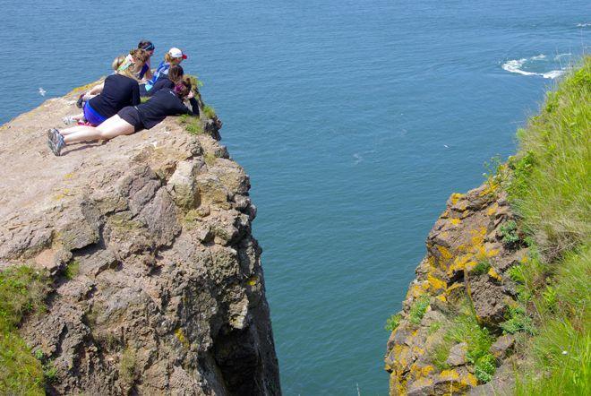 Cape Split = One of Nova Scotias Great Day Hikes: The Hike to Cape Split