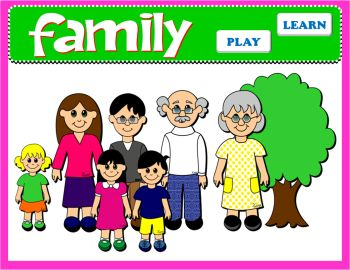 FAMILY PPT GAME + PRESENTATION