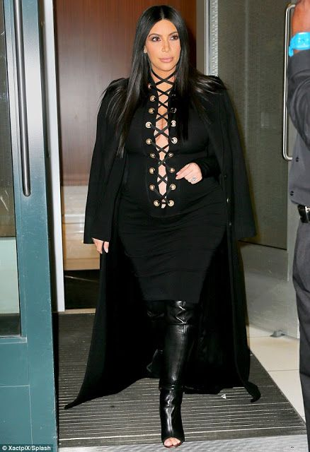 Ekpo Esito Blog: Kim Kardashian, Kenya West attend a dinner thrown ...