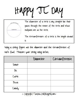 Math Worksheets pi math worksheets : 17 Best ideas about Pi Day on Pinterest | Happy pi day, Pi day ...