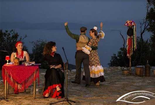 «Ταξίδι στον κόσμο του φλαμένκο» στο Θέατρο Σοφούλη