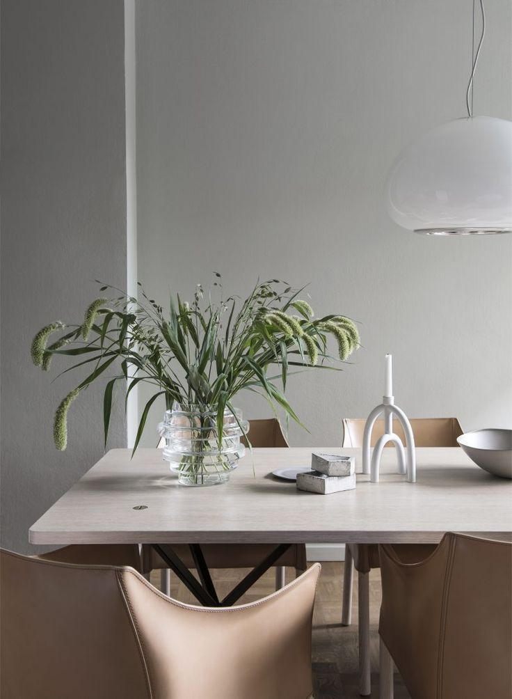 What a beautiful home! | Styling by Anna Mårselius | Photo by Erik Lefvander via Residence Magazine Follow Style and Create at Instagram | Pinterest | Facebook | Bloglovin
