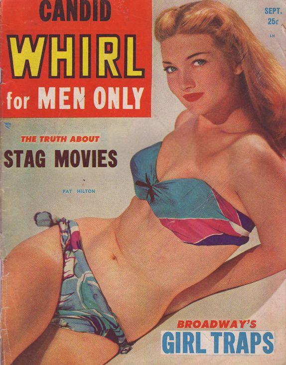 models magazine Vintage adult