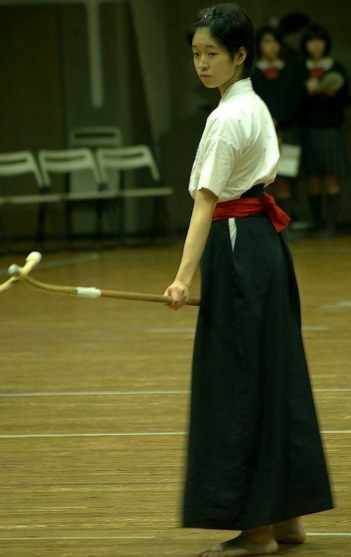 The halberd as a martial art, a photo from Tokyo, Kanto | TrekEarth