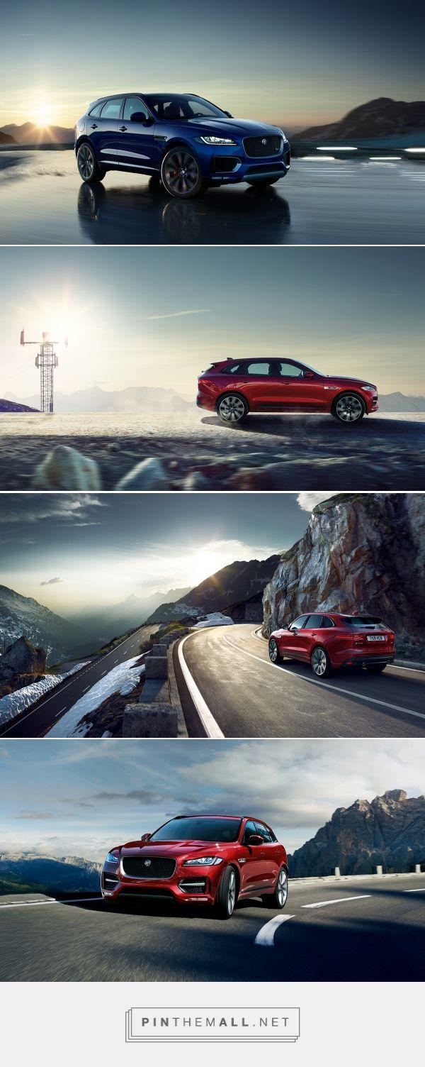 Jaguar F-Pace campaign