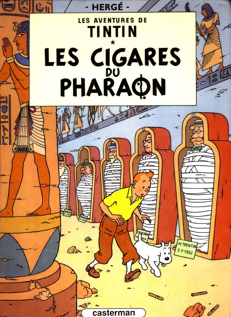 The Adventures of Tintin. Hergé mingles real and fictional lands into his stories. Real nations include Belgium, Switzerland, the United Kingdom, the United States, the Soviet Union, Congo, Peru, India, Egypt, Indonesia, Nepal, Tibet, and China. Other actual locales used were the Sahara Desert, the Atlantic Ocean, and the Moon.