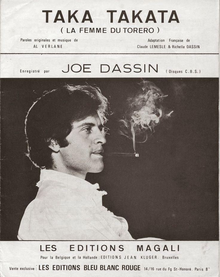 Partition - Joe Dassin - Taka takata
