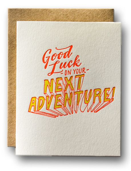http://ladyfingersletterpress.com/collections/all-cards/products/good-luck-on-your-next-adventure