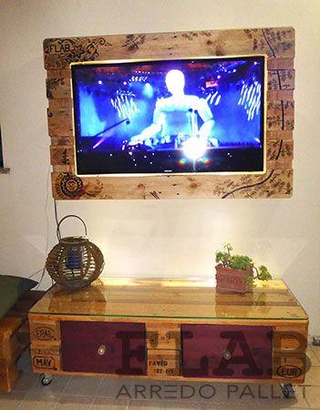 Mobili Tavoli Sedie in Pallet - FLAB Arredo Pallet | Arredamento pallet casa