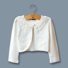 2017 primavera verão da menina do bebê roupa para combinar dress cotton knit cardigan para meninas casacos crianças longsleeve outerwear roupas(China (Mainland))