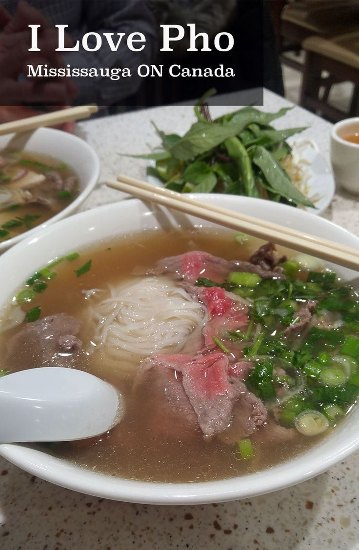 I Love Pho - Vietnamese, Chinese and Thai Cuisine in Mississauga Ontario Canada