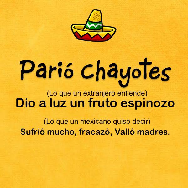 50 frases mexicanas que los extranjeros no entienden
