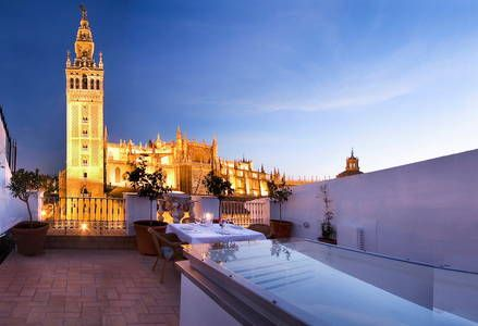 Check out this awesome listing on Airbnb: Loft + terrace facing Cathedral - Apartments for Rent in Seville