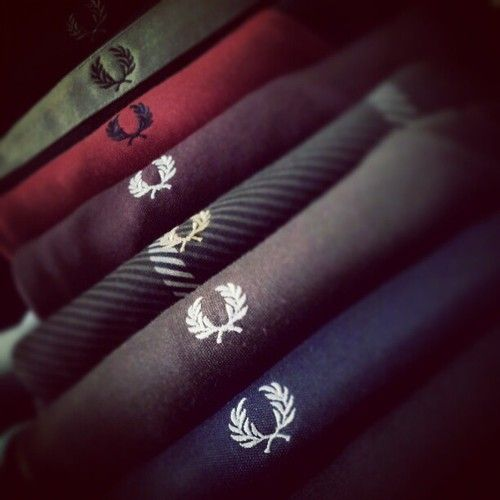 Who doesn't love Fred Perry?