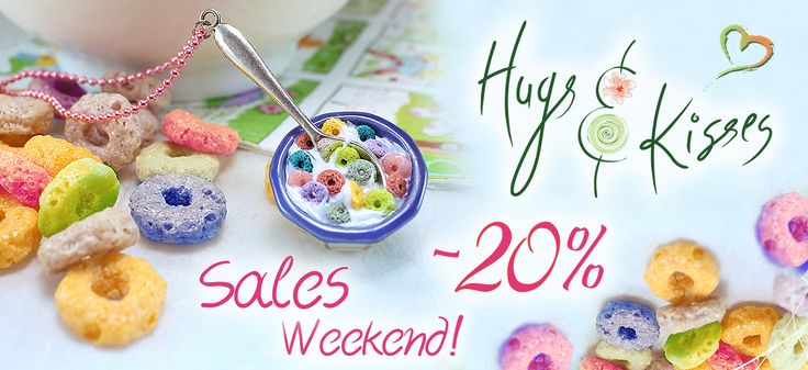 ☆ ★☆ SALES Weekend ☆★ ☆ ~~► www.hugskissesmini.etsy.com ◄~~  Plan ahead on your Christmas gifts! During the weekend of Nov. 15th to Nov. 16th enjoy 20% discount on your order!! (No Coupon Code needed, all item prices are already reduced)