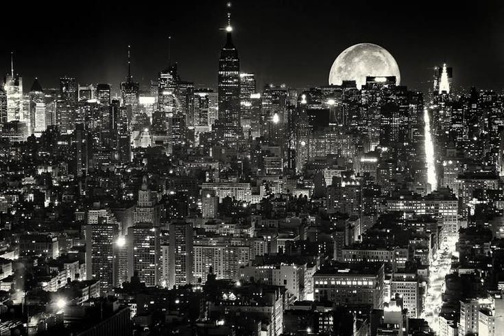 Le photographe Alex Teuscher capture les lumières de New York (image)
