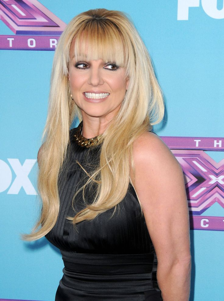 The shiny Britney Spears