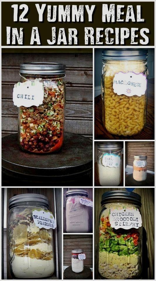 12 Yummy Meal In A Jar Recipes2