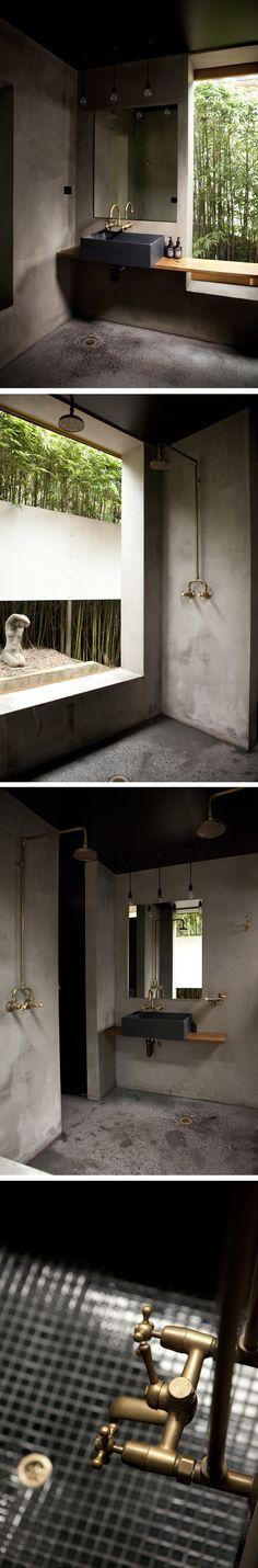 bathroom_concrete bath