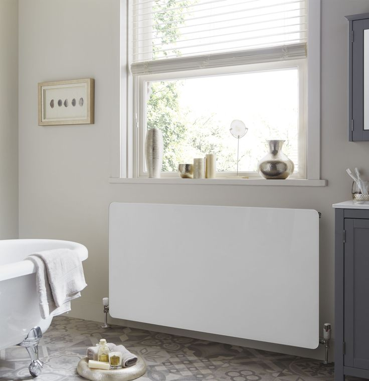 The Towelrads Vetro Horizontal Wet System designer radiator comes in different sizes depending on the shape of which you would like the radiator. There is only one colour available, White (RAL9016). There is a 25 year guarantee included. Prices from £265.02!