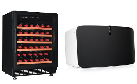 Daily Review - Win a Kitchener Wine Cabinet or Sonos Play 5 Sound System - http://sweepstakesden.com/daily-review-win-a-kitchener-wine-cabinet-or-sonos-play-5-sound-system/