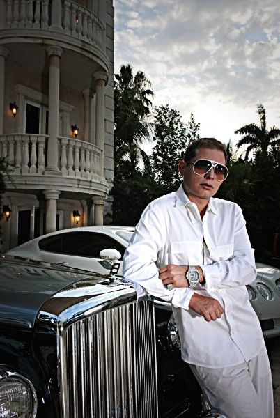 Most Expensive Celebrity Addictions: Scott Storch - Cocaine $30 Million for 6 months