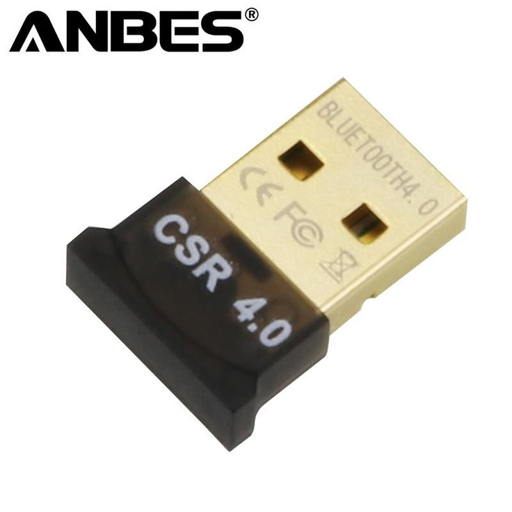 Mini USB Bluetooth Adapter V4.0 CSR Dual Mode Wireless Bluetooth Dongle Music Sound Receiver For Windows 10 8 7 Vista XP 32/64