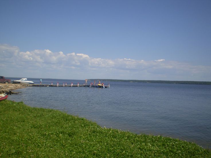 Beautiful Tobin Lake