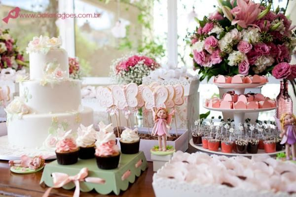 Fairies and buttreflies party