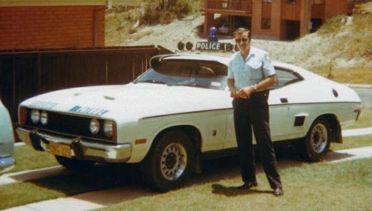 Post Odd Aussie Police Cars - Page 5
