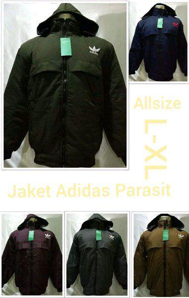 98dc0e191c74 Beli Jaket Adidas Parasit Tebal dengan harga murah Rp65.000 di Lapak Grosir  Jaket Murah