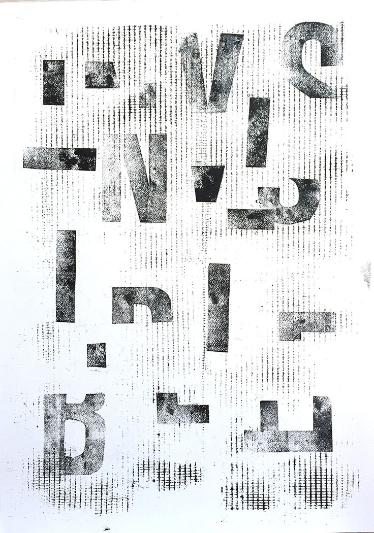 In/visible serie 01.  | design: Anna Korolovszky
