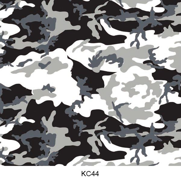 Hydro dipping film camouflage pattern KC44