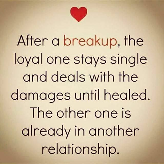 Unless you are with a narcisissist then you need to heal in order to leave and meeting someone healthy to help you get out and never have to go back to hell.