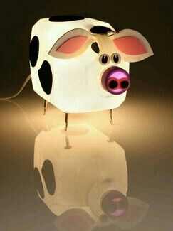 Pig light.