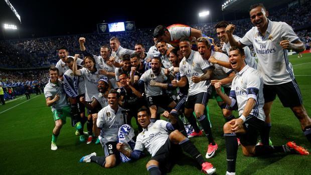 El Real Madrid, campeón de la Liga más deseada