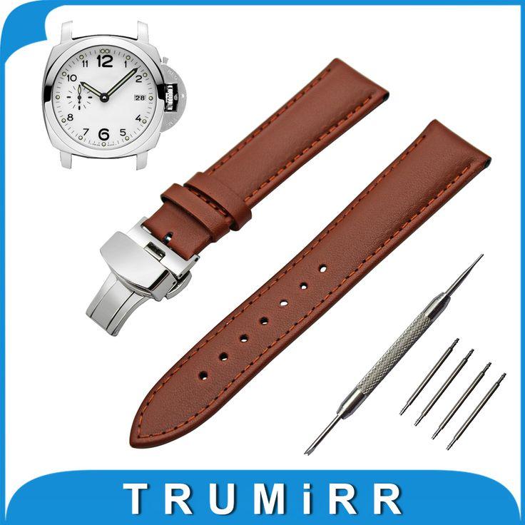 Panerai kautschuk armband 24mm