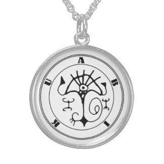 ABIKU Ritual Talisman Personalized Necklace