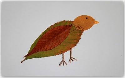 This Friday at storytime we are doing leaf collages to go with our fall theme!